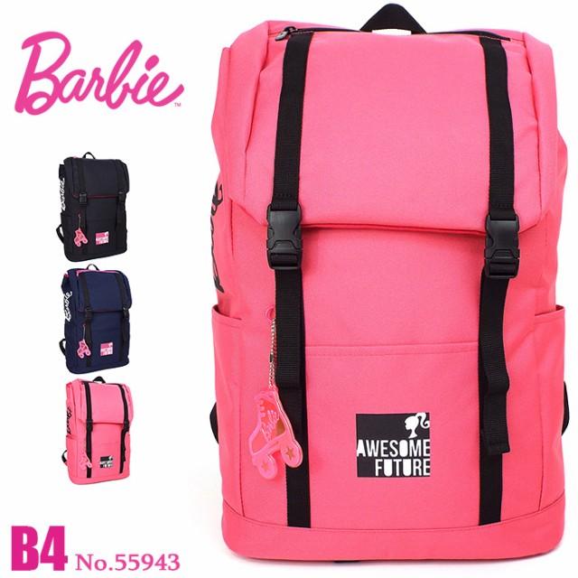 バービー Barbie リュック フラップ型 メイ 女の...