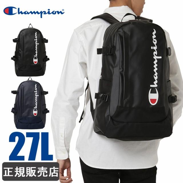 チャンピオン リュック 大容量 27L Champion スク...