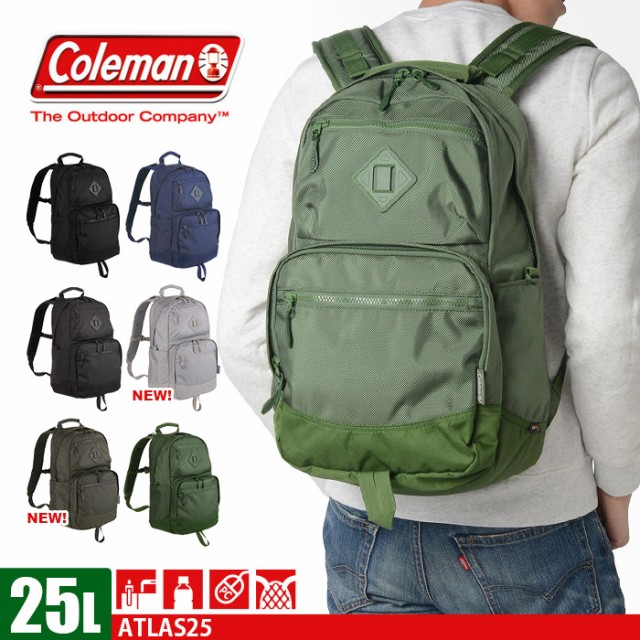 コールマン リュック 25L coleman ATLAS25 CAT510...