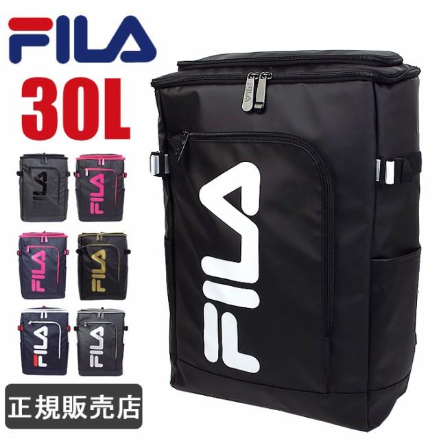 FILA フィラ リュック ボックス型 大容量 スクエ...