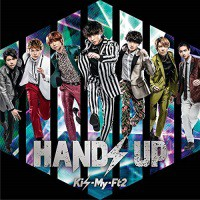 CD / Kis-My-Ft2 / HANDS UP (CD+DVD) (初回盤B)