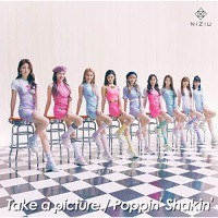 CD / NiziU / Take a picture/Poppin' Shakin' (C...
