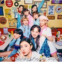 CD / NiziU / Take a picture/Poppin' Shakin' (...