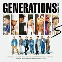 CD / GENERATIONS from EXILE TRIBE / DREAMERS (...