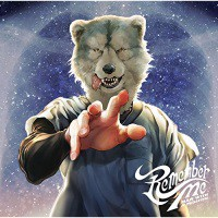 CD / MAN WITH A MISSION / Remember Me (CD+DVD)...