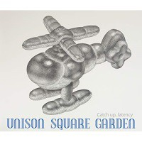CD / UNISON SQUARE GARDEN / Catch up, latency ...