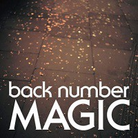 CD / back number / MAGIC (通常盤)