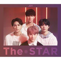 CD / JO1 / The STAR (CD+DVD) (初回限定盤Red)