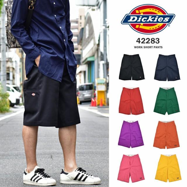 【送料無料】ハーフパンツ ディッキーズ Dickies メンズ レディース WD42283 ライブ フェス 大きいサイズ メンズ ハーフパンツ ブランド