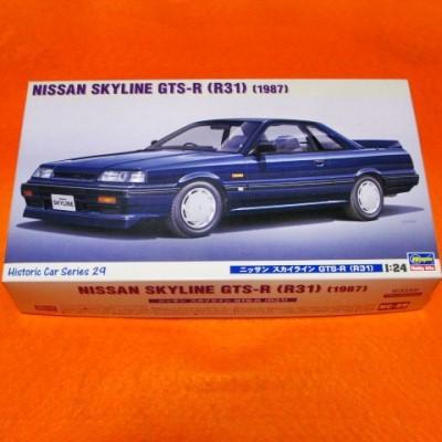 ニッサン スカイライン GTS-R (R31) NISSAN SKYLI...