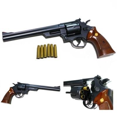 S&W M29 .44MAGNUM 8inch .44マグナム HOP UP エアガン (10歳以上 ...