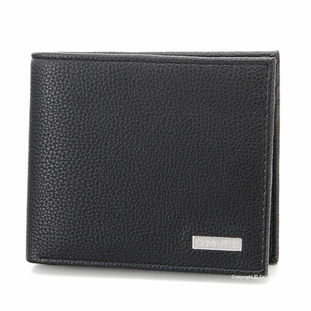 カルバンクライン 財布 CALVIN KLEIN 79215 BLACK...
