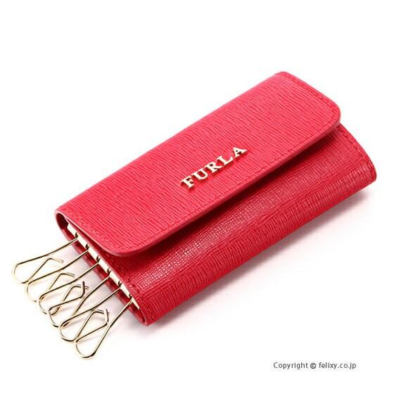 フルラ FURLA 6連キーケース 961088 RL71 RUB RUB...