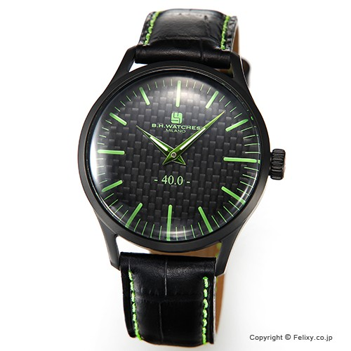 B.H.WATCHES ビーエイチウォッチ 腕時計 メンズ W...