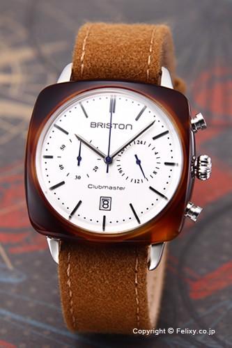ブリストン BRISTON 腕時計 クラブマスター ヴィ...