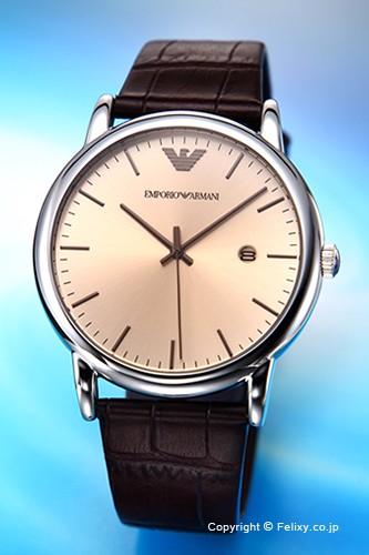 エンポリオアルマーニ EMPORIO ARMANI 腕時計 メ...