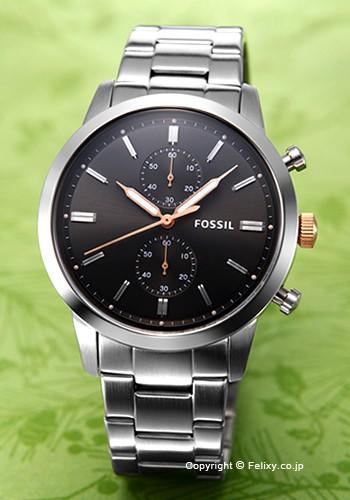 フォッシル FOSSIL 腕時計 TOWNSMAN FS5407