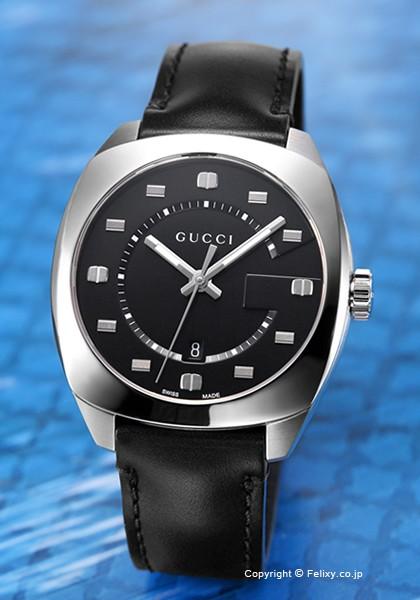 グッチ 時計 メンズ GUCCI 腕時計 GG2570 L YA142...