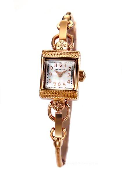 ハミルトン 時計 レディース HAMILTON 腕時計 Lad...