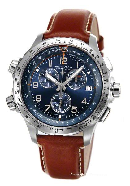 ハミルトン 時計 HAMILTON メンズ 腕時計 Khaki A...