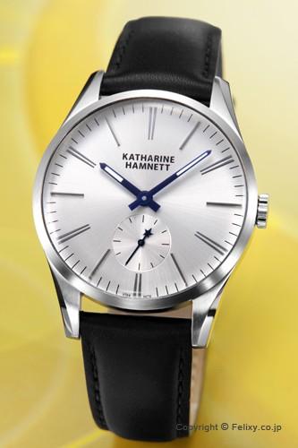 キャサリンハムネット 腕時計 メンズ NEW BASIC R...