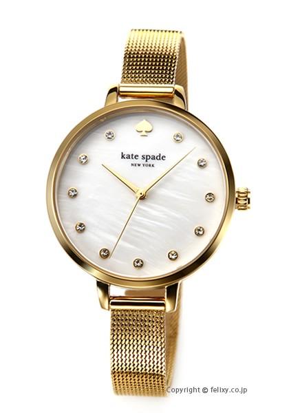 ケイトスペード 時計 レディース KATE SPADE 腕時...