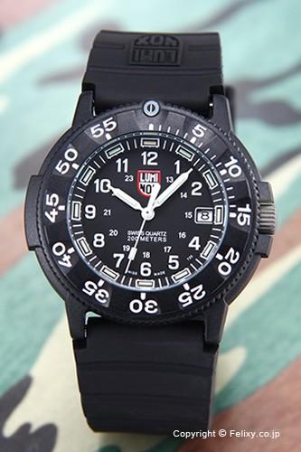 ルミノックス LUMINOX メンズ腕時計 NAVY SEAL DI...