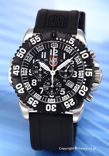 ルミノックス LUMINOX 腕時計 NAVY SEALs STEEL C...