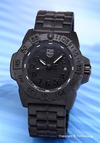 ルミノックス LUMINOX 腕時計 NAVY SEAL 3500SERI...
