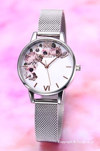 オリビアバートン OLIVIA BURTON 腕時計 SIGNATUR...