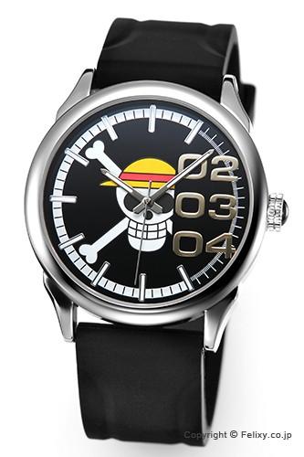 ワンピース 腕時計 Onepiece Watch モンキー・D・...