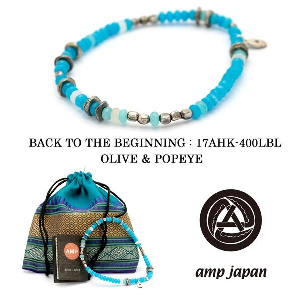 amp japan アンプジャパン 天然石ブレスレット 水...