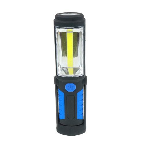 5WAYライト USB充電タイプ ブルー