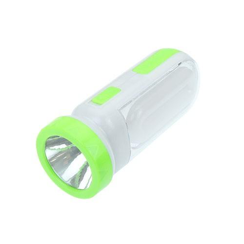 ソーラー充電式 2WAY ライト 掛け型 グリーン...