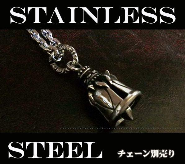 ステンレスペンダント・ベル(1)/(メイン)金属アレ...