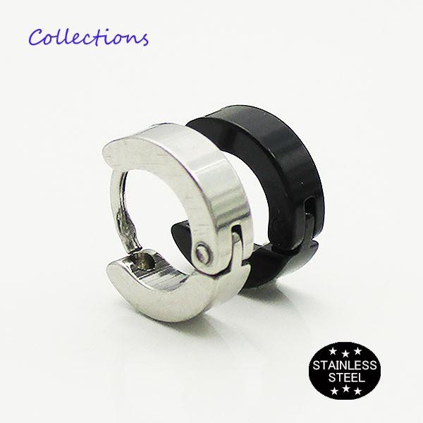 ステンレス ピアス (12)10mm小さめ 片耳売り 選択...