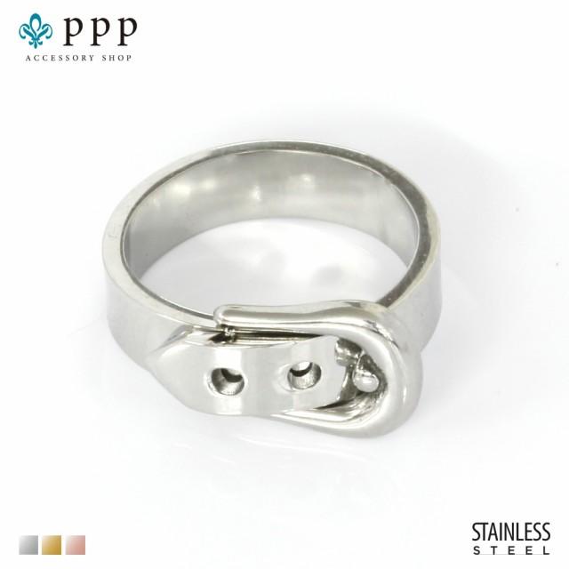 ステンレス リング(121)ベルト 銀色(メイン) 指輪...