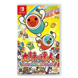 *新品*【Switch】太鼓の達人 Nintendo Switchばー...