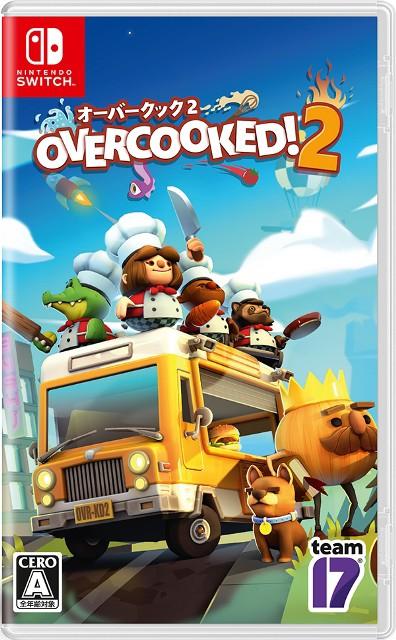 *新品*【Switch】Overcooked 2 オーバークック2