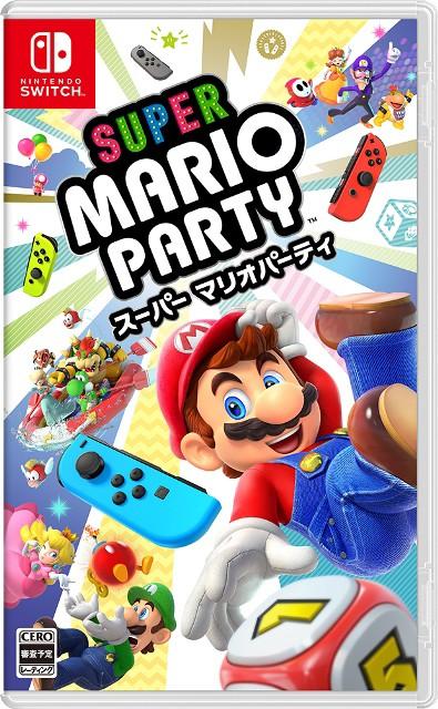 *新品*【Switch】スーパー マリオパーティ