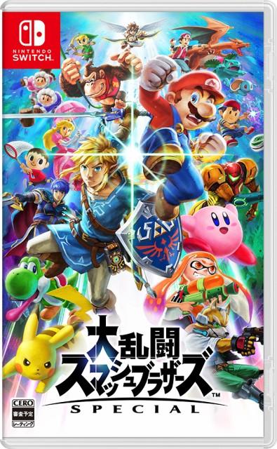 *新品*【Switch】大乱闘スマッシュブラザーズ SPE...