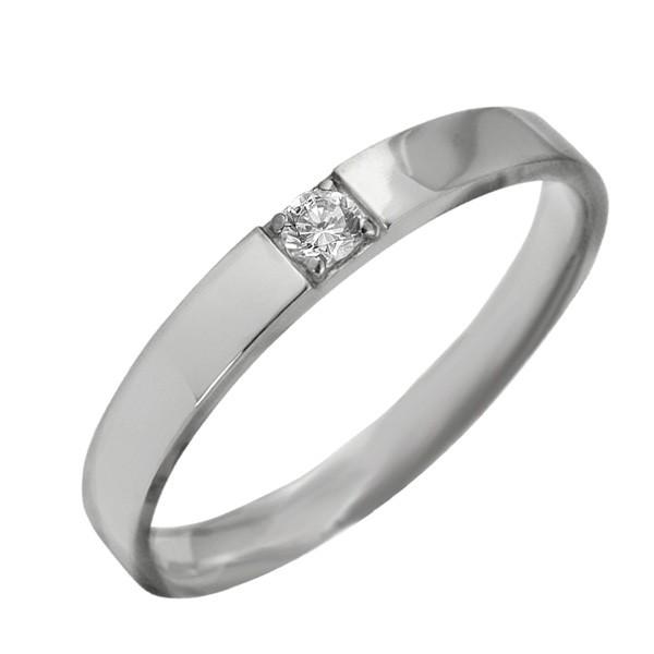 メンズリング プラチナ 指輪 天然ダイヤモンド 一...