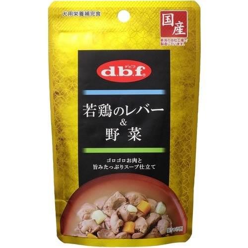 デビフ 若鶏のレバー&野菜 100g 【国産 ...