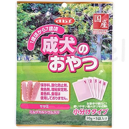 デビフ 成犬のおやつ 20g×5袋 【成犬用 ...