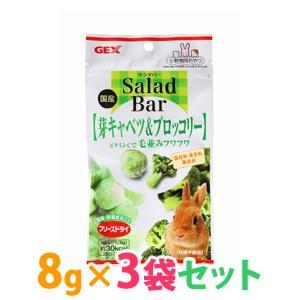 ◆《お得3袋セット》GEX ジェックス Salad Bar...
