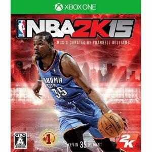 【新品】XboxOneソフト NBA 2K15 9J4-00001 (マ