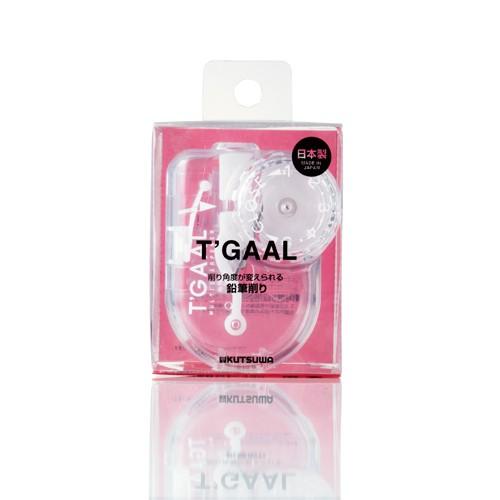 クツワ 鉛筆削り トガール TGAAL RS028CL 透明 / ...