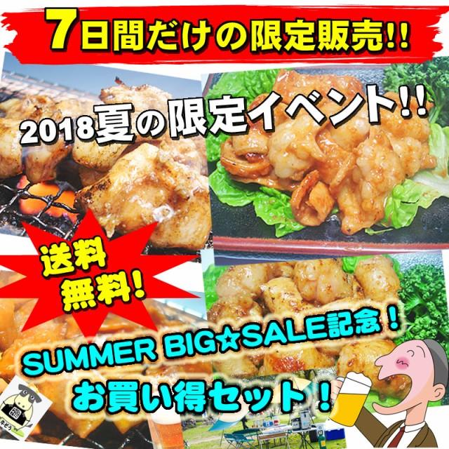 【送料無料】SUMMER BIG★SALE開催記念!ホルモン...
