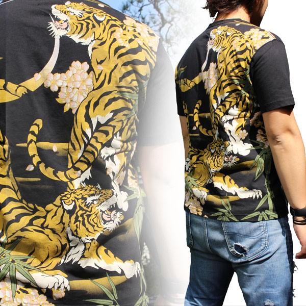 【華鳥風月ブランド朧982214】和柄 Tシャツ 和柄...