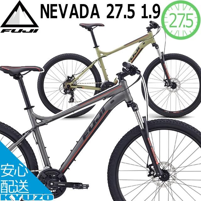 Fuji フジ NEVADA ネヴァダ 27.5インチ 1.9 15 3x...